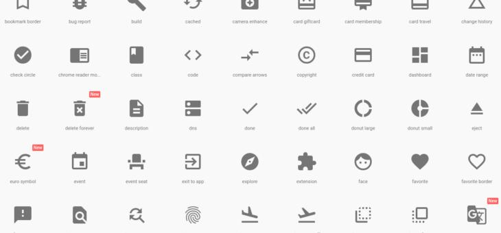 Create iconic fonts like Fontawesome